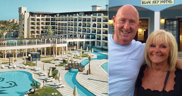 V egyptském letovisku, kde záhadně zemřeli dva turisté, vypukla epidemie: Už onemocněly přes dvě desítky turistů!