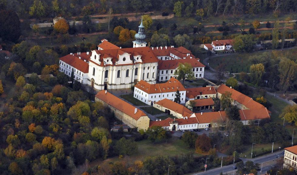 Břevnovský klášter je pýchou jak Břevnova, tak i celé Prahy.