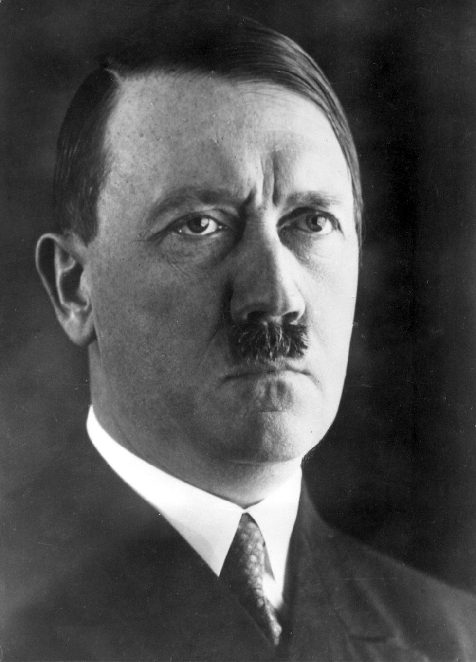 Nacistický diktátor Adolf Hitler