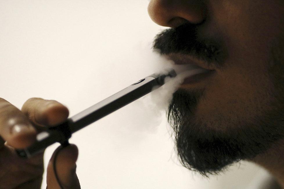 Ilustrační foto: Cigareta