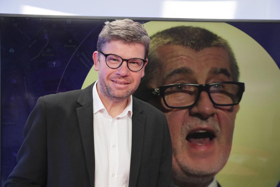Exministr spravedlnosti Jiří Pospíšil (TOP 09) v pořadu Epicentrum na Blesk.cz hodnotil posun v kauze Čapího hnízda, týkající se premiéra Andreje Babiše