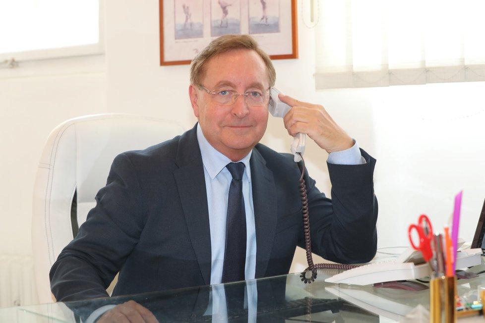 Prof. MUDr. Petr Arenberger, dermatovenerolog