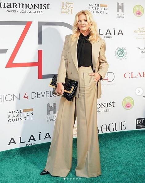 Monika Babišová v New Yorku: Vyrazila na přehlídku Fashion 4 Development