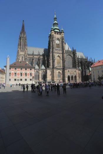 V katedrále svatého Víta proběhne v sobotu zádušní mše za Karla Gotta