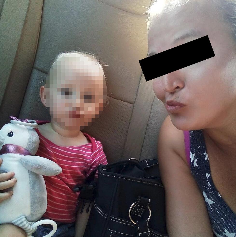 Lucii v Brazílii zatkli i s teprve dvouletou dcerou.