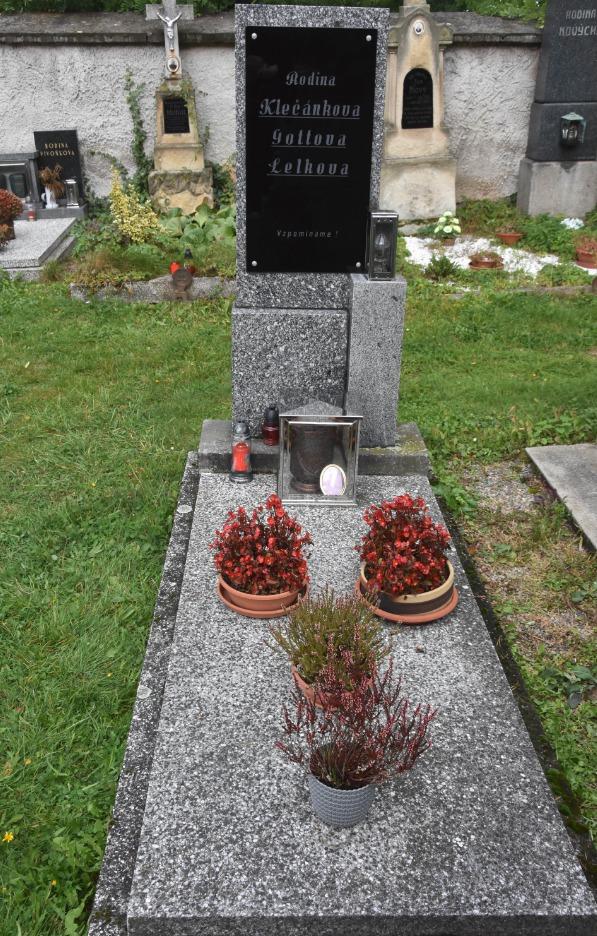 Hrob rodiny Gottových