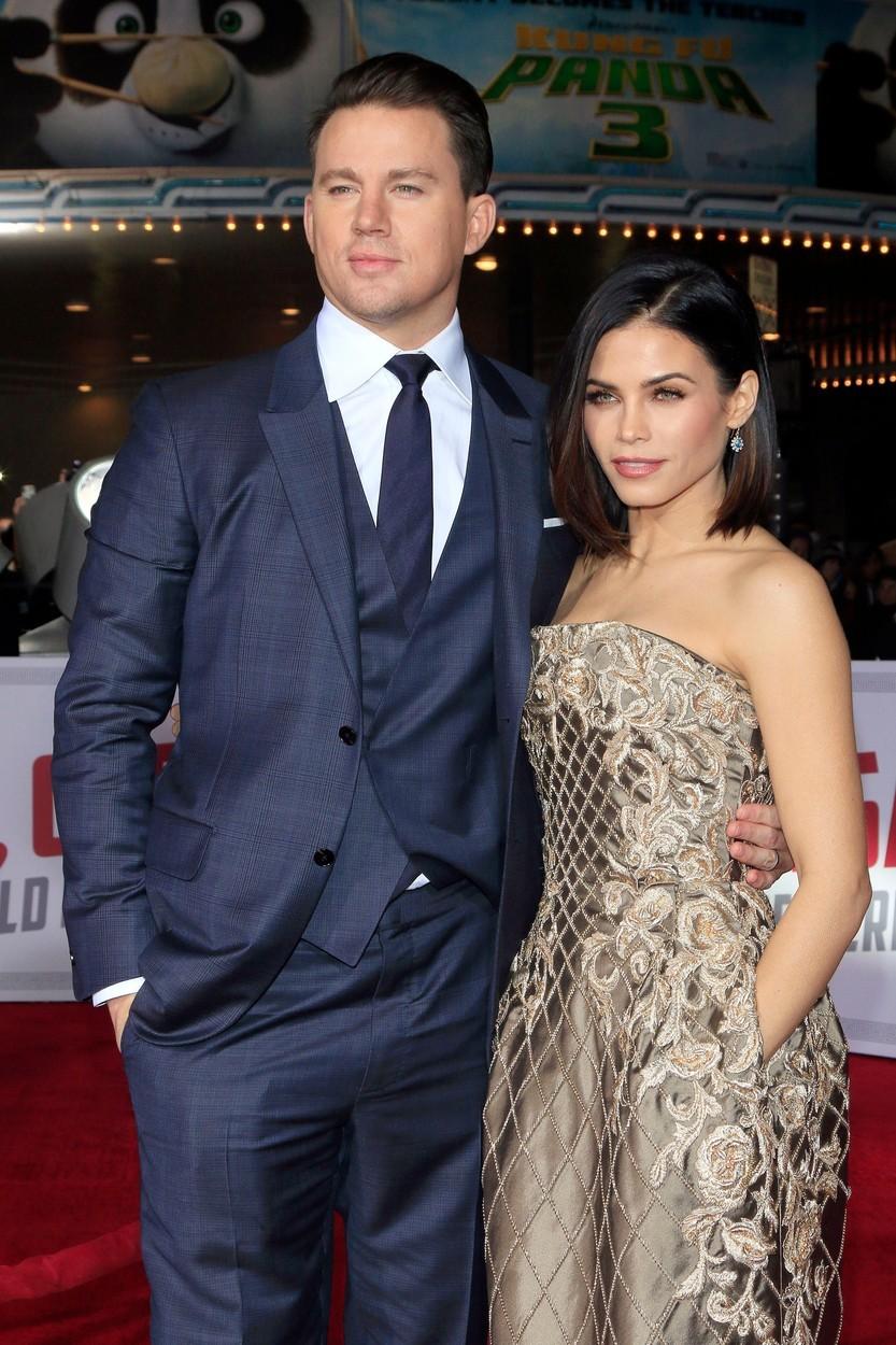 Channing Tatum a Jenna Dewan se dali dohromady v roce 2006 při natáčení filmu Step up. O tři roky později se konala svatba, ale ani jejich vztah nevydržel. Po 9 letech se rozvedli.