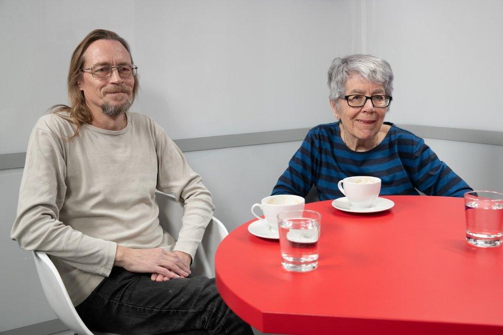 Marek Tomin a Barbara Day byli hosty pořadu Epicentrum dne 13.11.2019.