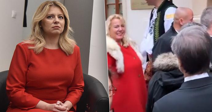 Ministryně Dostálová neobstála v módním souboji s prezidentkou Čaputovou.