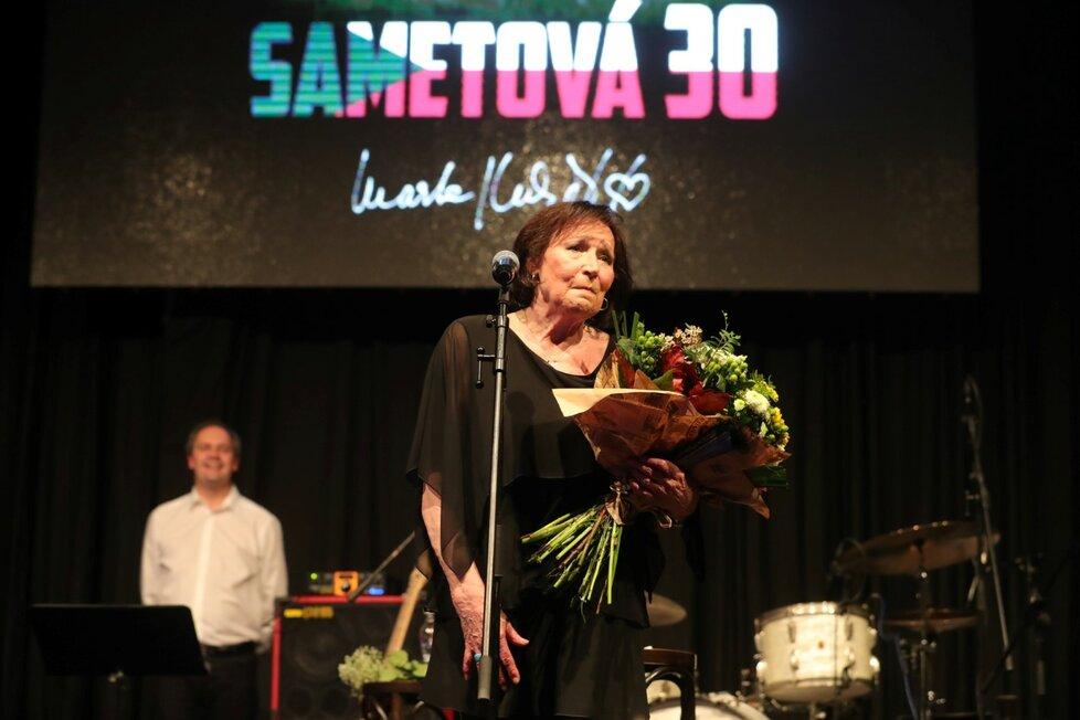 Marta Kubišová a její poslední koncert (16. 11. 2019)