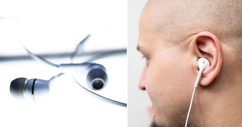 Sdílíte sluchátka? Riskujete kvasinkovou infekci.