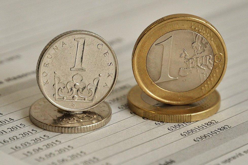 Jaký je kurz eura?