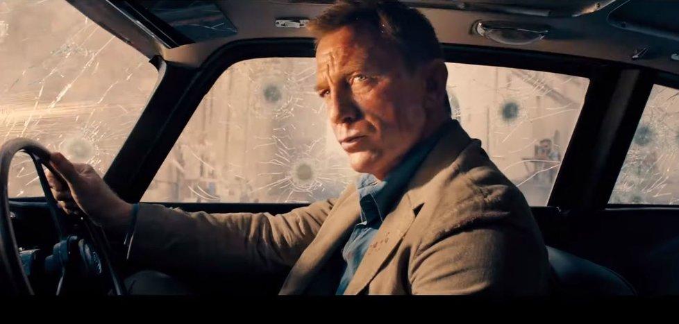 Nová Bondovka No Time to Die, tedy Není čas zemřít: Daniel Craig