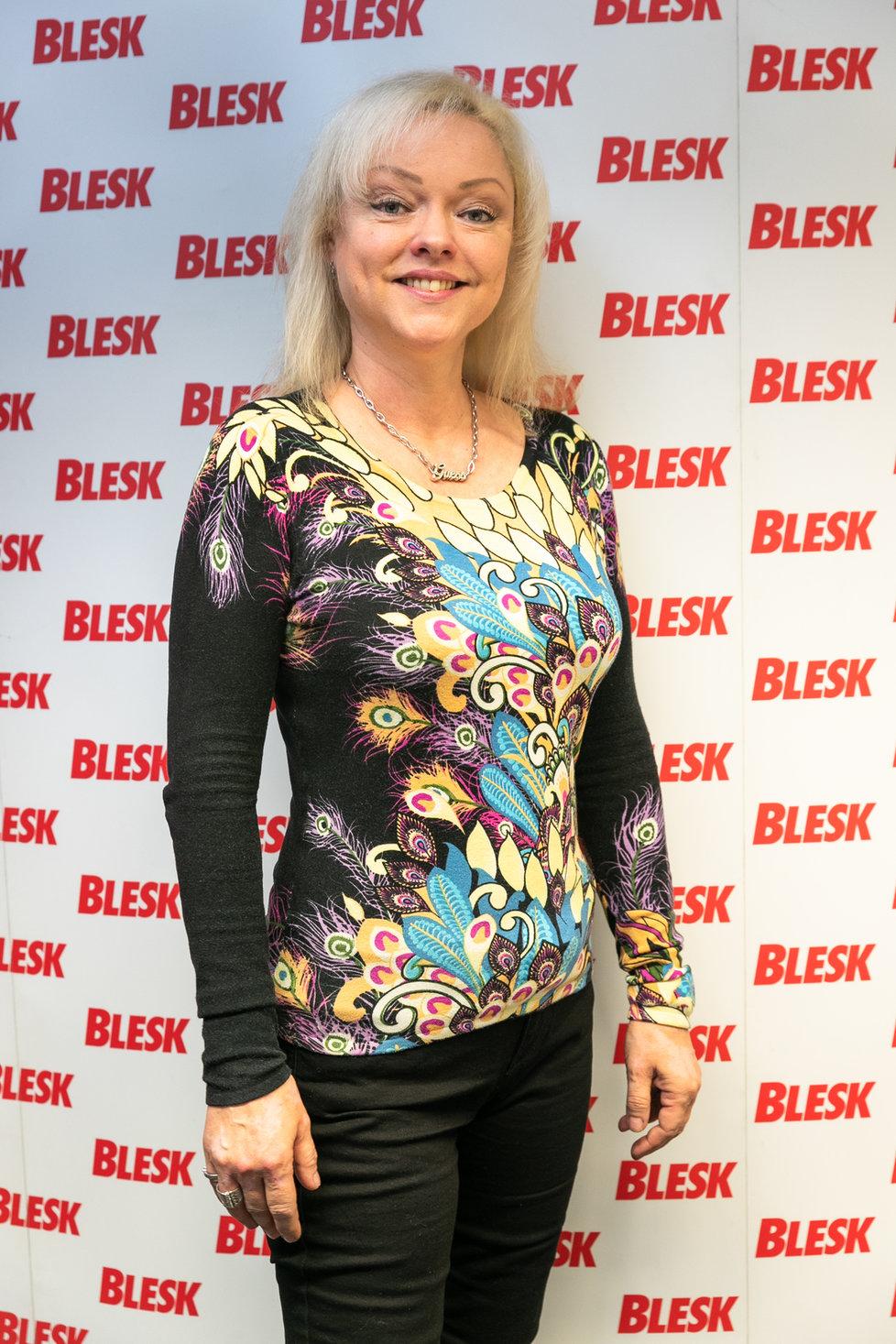 Dominika Gottová v Blesku