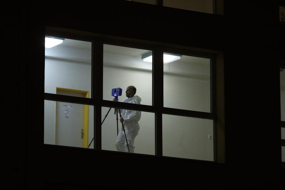 Policejní vyšetřování v ostravské nemocnici