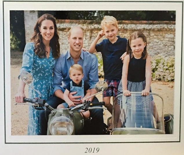 2019: Vypadají jako šťastná rodinka