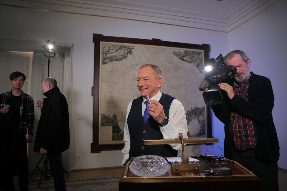 Zemřel Jaroslav Kubera. Předsedovi Senátu a členovi ODS bylo 72 let (20. 1. 2020)