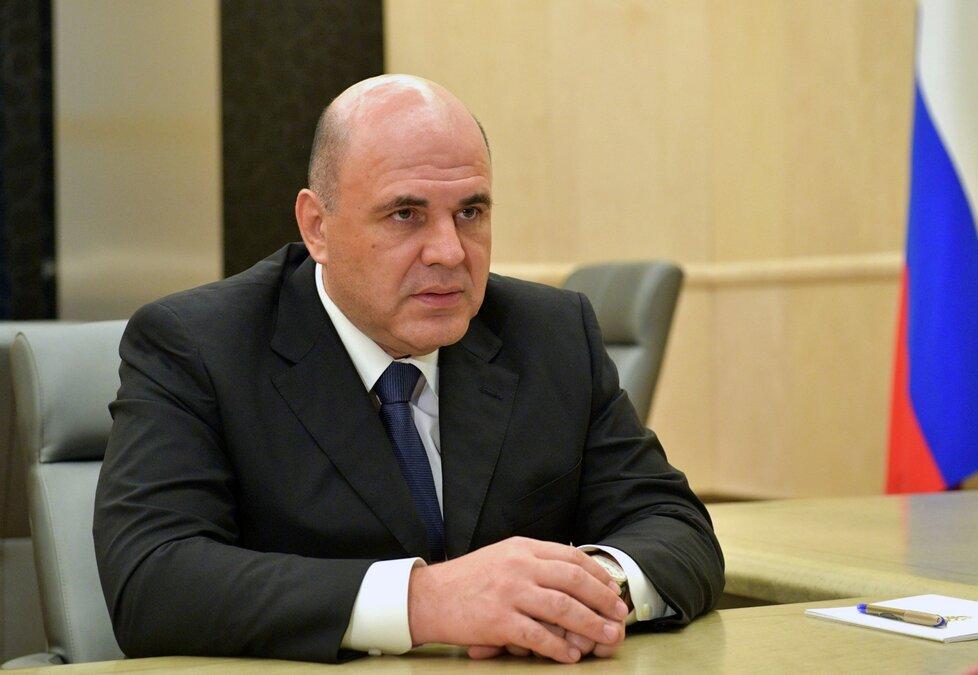 Nový ruský premiér Michail Mišustin