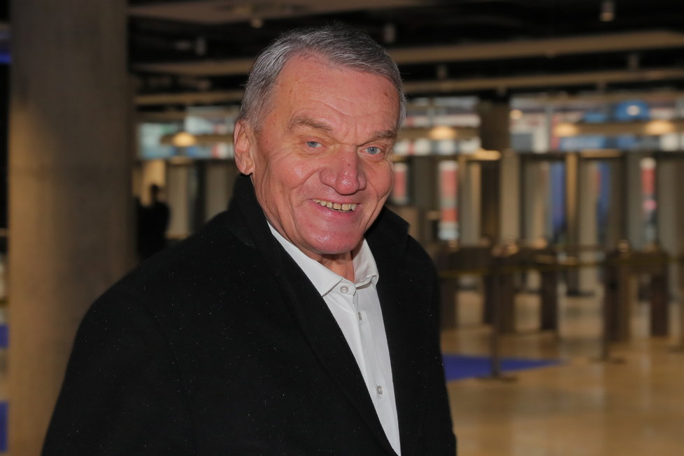 29. kongres ODS: Bývalý pražský primátor Bohuslav Svoboda (18. 1. 2020)