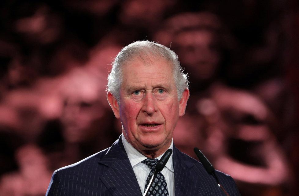 Princ Charles v Jeruzalému.