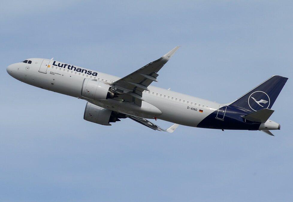 Lufthansa přeruší od 9. února veškerá letecká spojení s Čínou kvůli koronaviru.