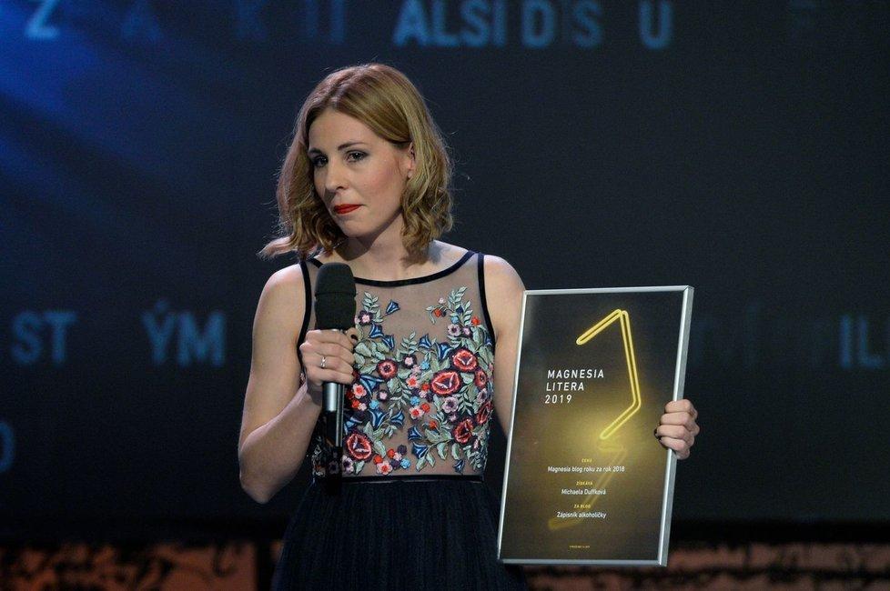 Michaela Duffková chce také otevřít ve Středních Čechách Centru Alkos, které pomůže závislým přiznat si problém .