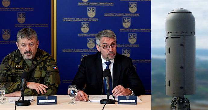 """Metnar s Opatou vysvětlovali """"předražené"""" radary. Kontrola ministerstva chyby nenašla."""