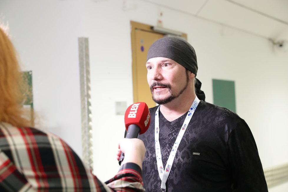 Bohuš Matuš poskytl exkluzivní interview Blesku