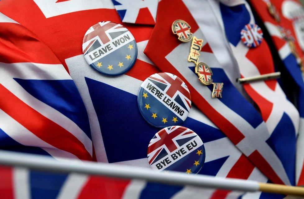 Britové se loučí s Evropskou unií
