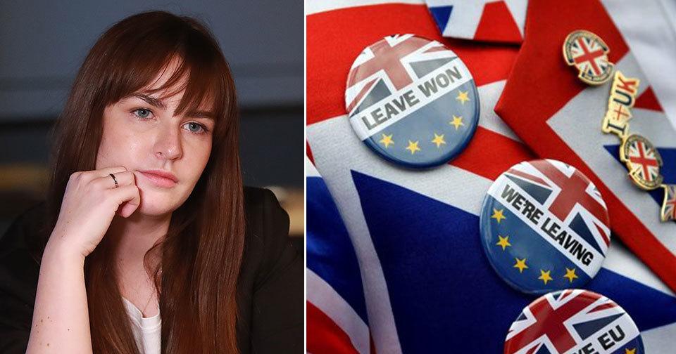 """Brexit na vlastní kůži zažije ve Velké Británii """"první dcera"""" Kate Zemanová."""