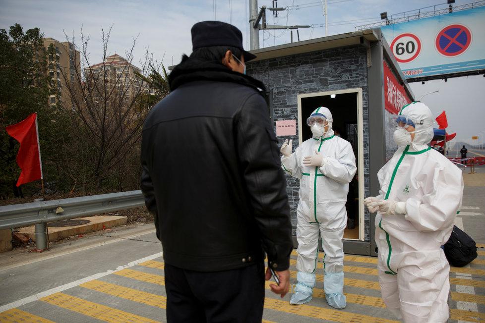 Situace s koronavirem v Číně (1.2.2020)