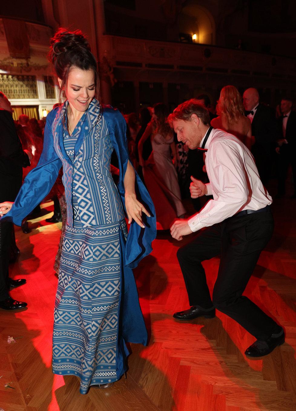 Nejdivočejší tanec - Lilia a Karel Janeček