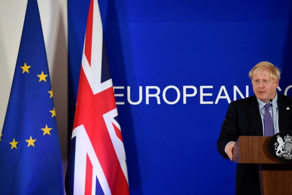 Boris Johnson dosáhl brexitu. S EU ale nehodlá vyjednávat.