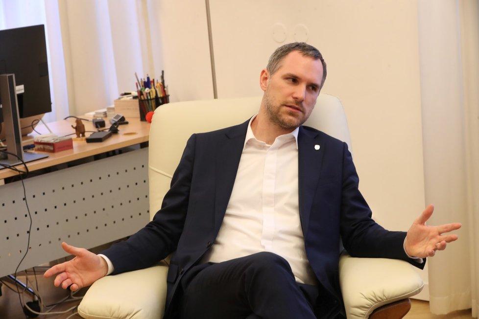 Zdeněk Hřib (Piráti).