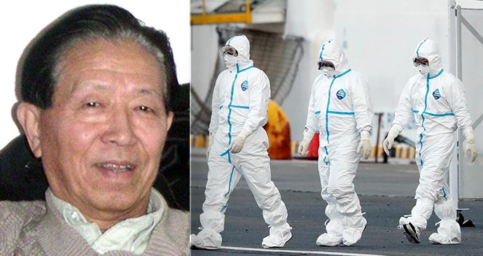 Čínský lékař Ťiang Jen-jung, který světu odhalil epidemii SARSu, skončil v domácím vězení.