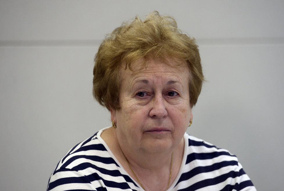 Ředitelka pražské Hygienické stanice Zdeňka Jágrová komentovala propuštění Čechů z karantény (17.2.2020)