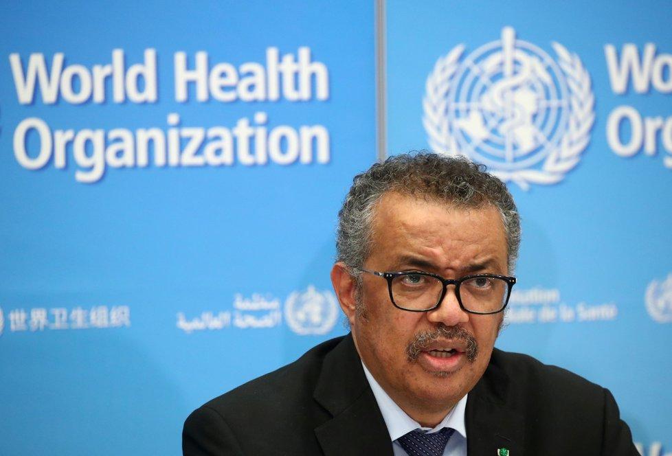 Podle experta WHO je ještě brzy vyhlásit pandemii koronaviru