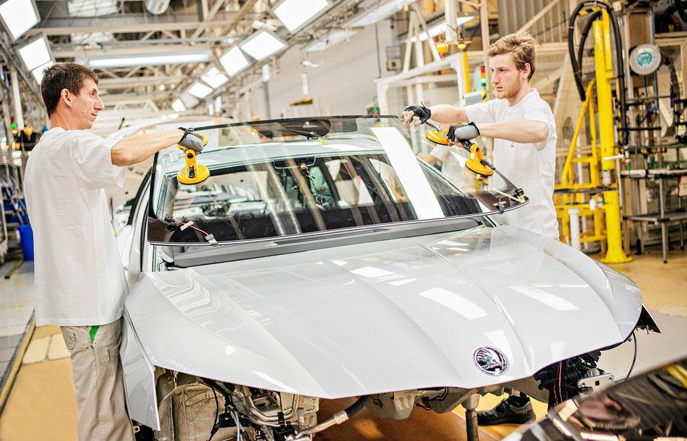 Česká ekonomika: Škoda auto
