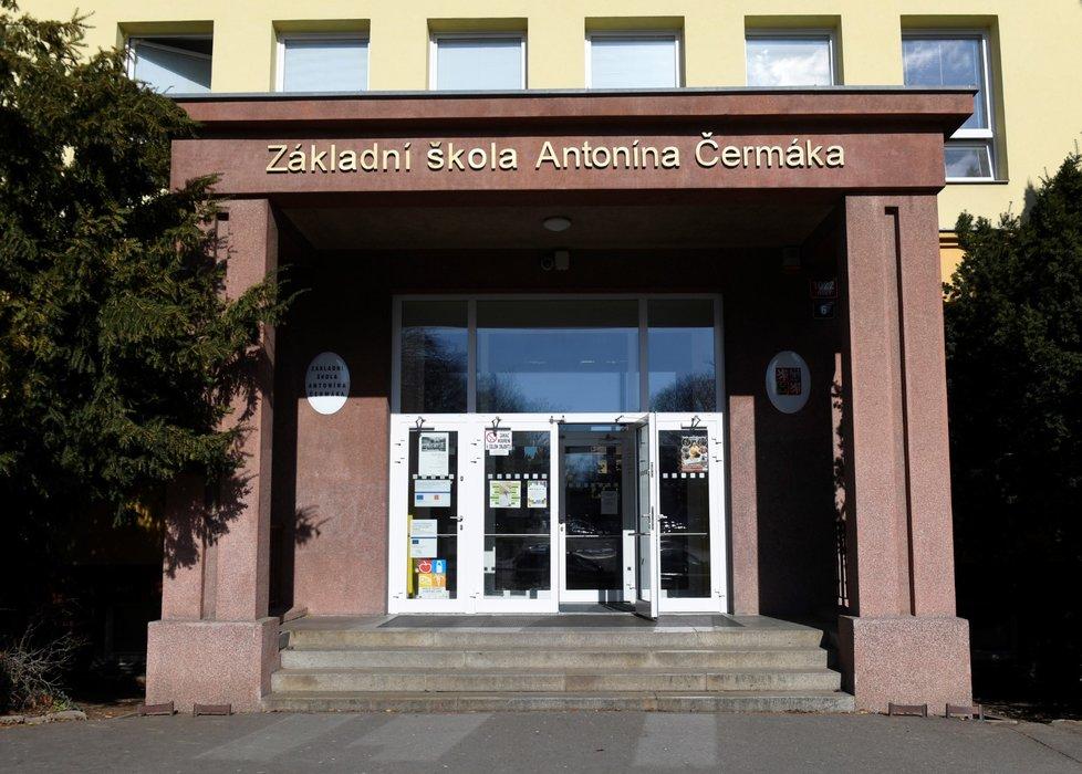 Základní škola Antonína Čermáka