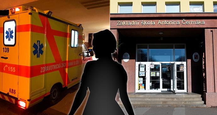 Nakažená žena známým řekla, že lékaře kontaktovala a žádala testy na koronavirus.