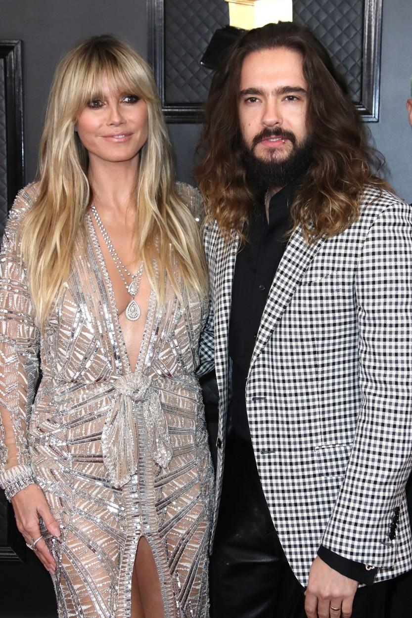 Heidi Klum (46) a Tom Kaulitz (30), rozdíl 16 let