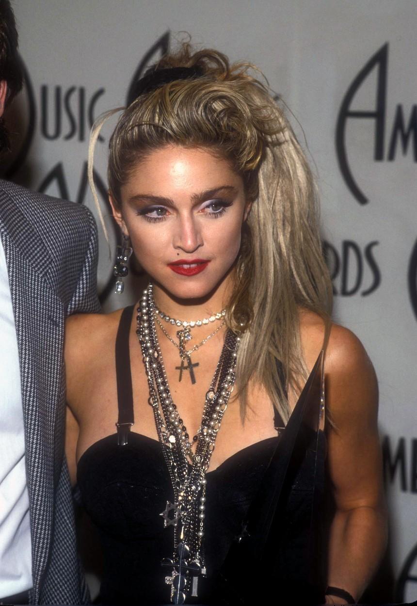 Madonna a její body