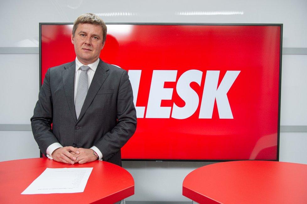 Ministr zahraničí Tomáš Petříček hostem pořadu Epicentrum 13.3.2020.
