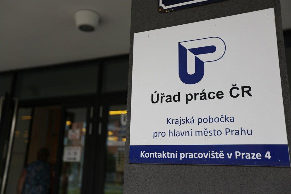 Úřad práce v Praze 4