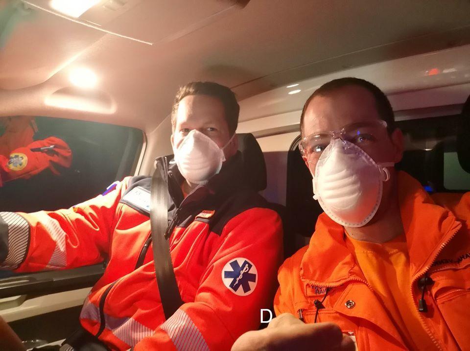 Záchranáři Středočeského kraje nemají dost ochranných pomůcek!