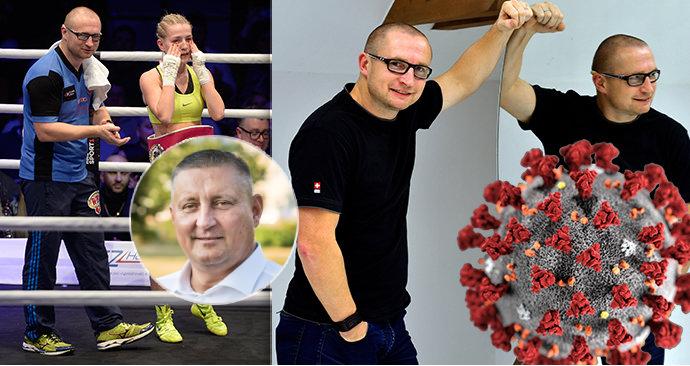 Lukáš Konečný, oblíbený trenér a radní, se nakazil koronavirem od boxera, kterého trénoval. Ústecký vicehejtman Martin Klika (ČSSD) kvůli němu musí do karantény.