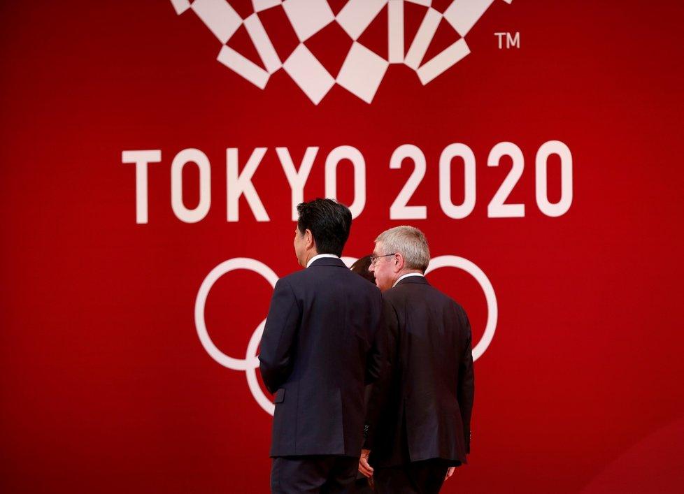 Olympiád v Tokiu je kvůli koronaviru v ohrožení.