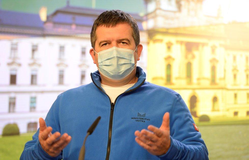 Tisková konference po jednání vlády. Na programu byla především další opatření proti šíření nového typu koronaviru a na zmírnění dopadů škod vzniklých zaměstnavatelům i podnikatelům. Vláda také rozhodla o prodloužení omezení volného pobytu a pohybu na veřejnosti do 1. dubna 2020. (23. 3. 2020)