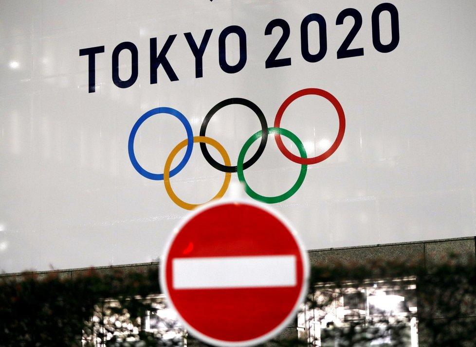 Olympiádu čeká odklad.
