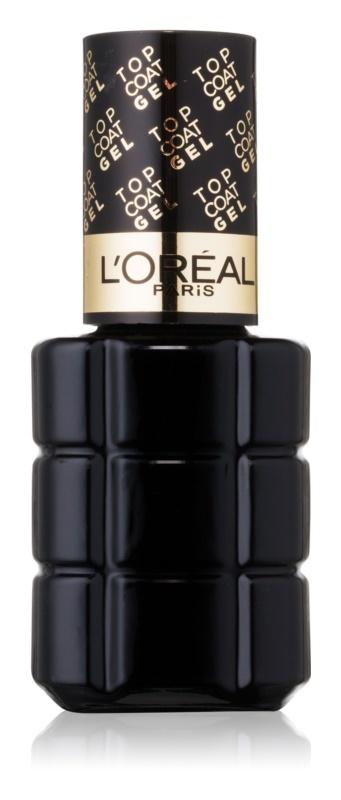 Gelový vrchní lak Color Riche, L'Oréal Paris, 170 Kč